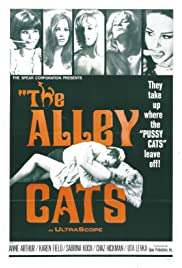 The Alley Cats (1966) Poster - Movie Forum, Cast, Reviews