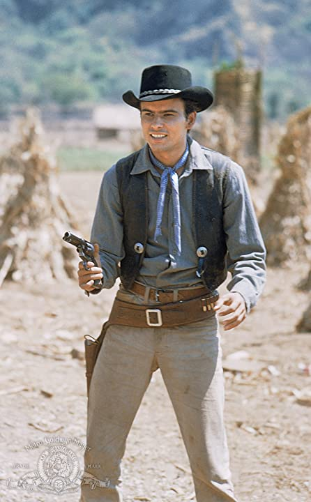 Horst Buchholz in The Magnificent Seven (1960)