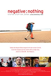 Negative: Nothing - Step by Step for Japan Poster