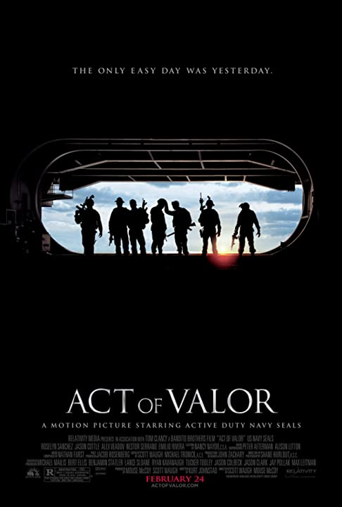 Act of Valor (2012)