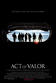Act of Valor (2012) Poster - Movie Forum, Cast, Reviews