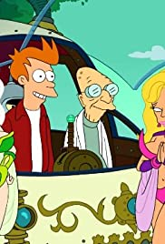 The Late Philip J. Fry Poster