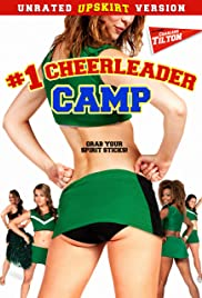 #1 Cheerleader Camp Poster