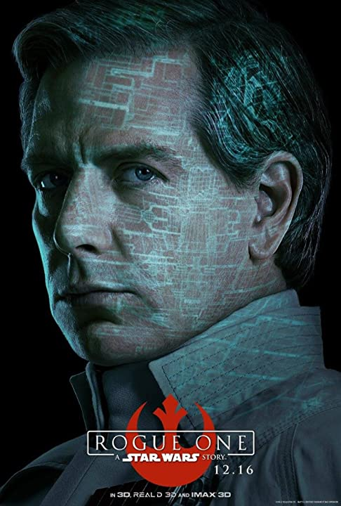 Ben Mendelsohn in Rogue One (2016)