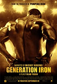 Generation Iron (2013) Poster - Movie Forum, Cast, Reviews
