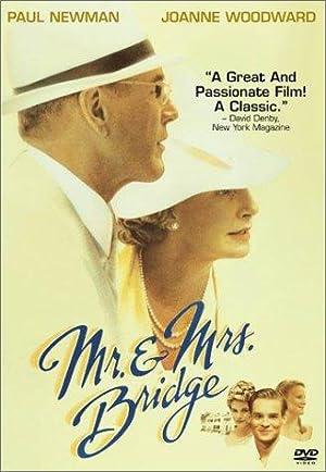 Mr. & Mrs. Bridge poster
