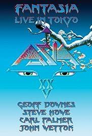 Asia: Fantasia - Live in Tokyo Poster