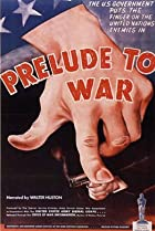 Image of Prelude to War