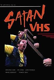 Satan VHS Poster
