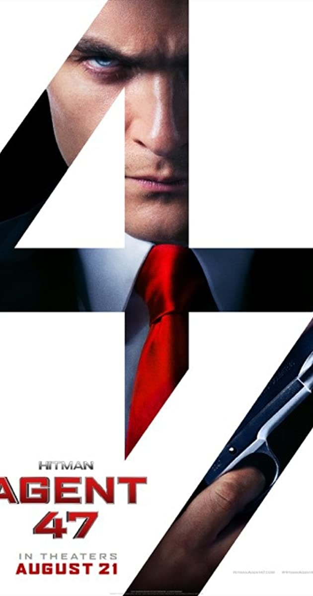 Hitman Movie Poster Hitman: Agent 4...