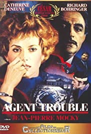 Agent trouble Poster
