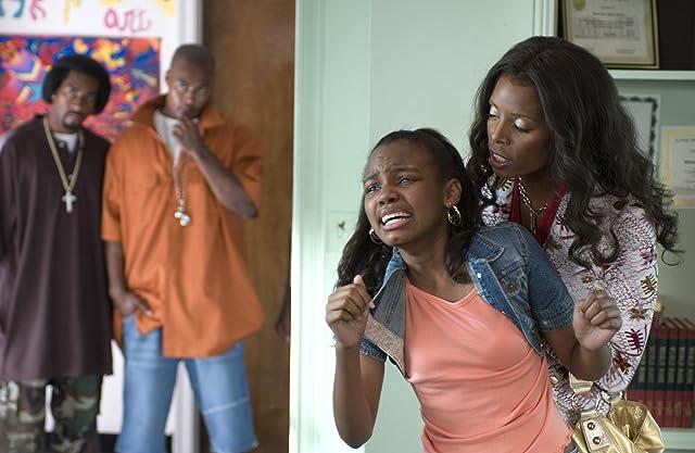 Tasha Smith and Sierra Aylina McClain in Daddy's Little Girls (2007)