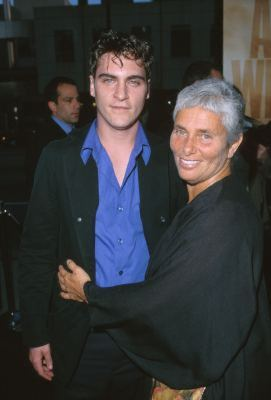 Joaquin Phoenix at an event for Gladiator (2000)