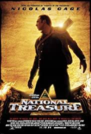 National Treasure (2004) Poster - Movie Forum, Cast, Reviews