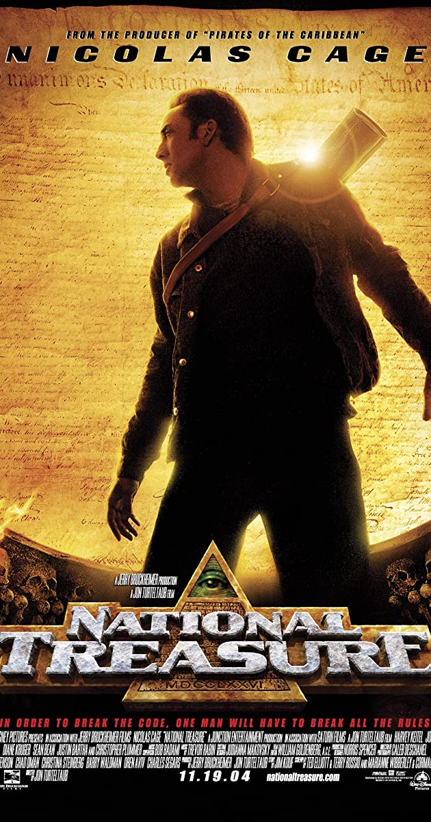 National Treasure 2004