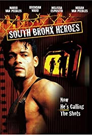 South Bronx Heroes (1985) Poster - Movie Forum, Cast, Reviews