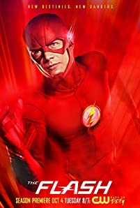 "Barry Allen wakes up 9 months after he was struck by lightning and discovers that the bolt gave him the power of super speed. With his new team and powers, Barry becomes ""The Flash"" and fights crime in Central City."