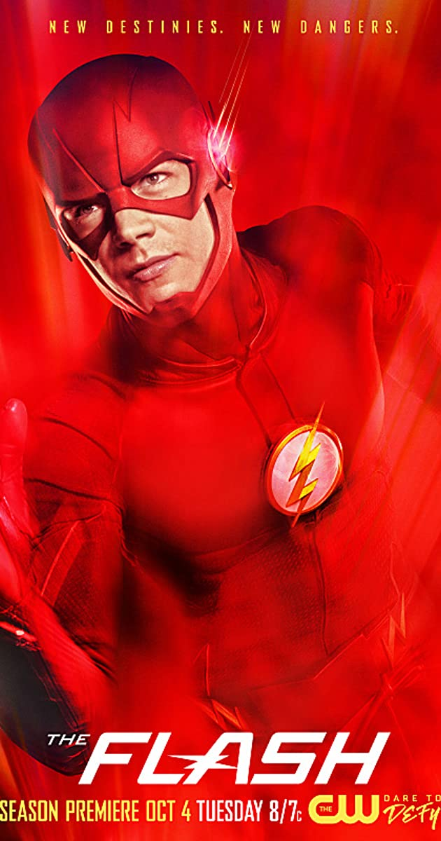 The Flash (TV Series 2014– ) 720p