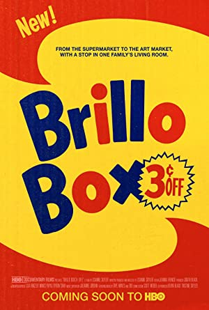 Brillo Box (3 ¢ off) (2016)
