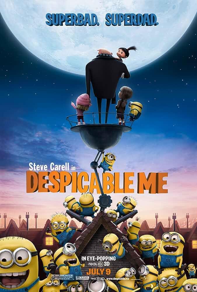 Despicable Me >> 30s review