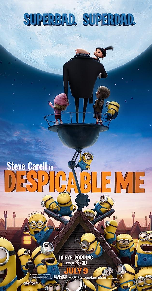 Despicable Me 3 Stream