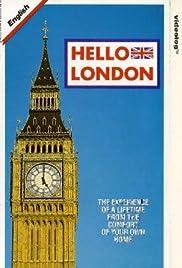 Hello London Poster