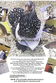 The Adventures of Lass Poster