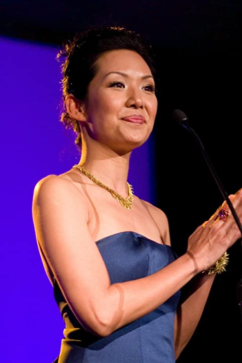 Steph Song at the 2009 Leo Awards
