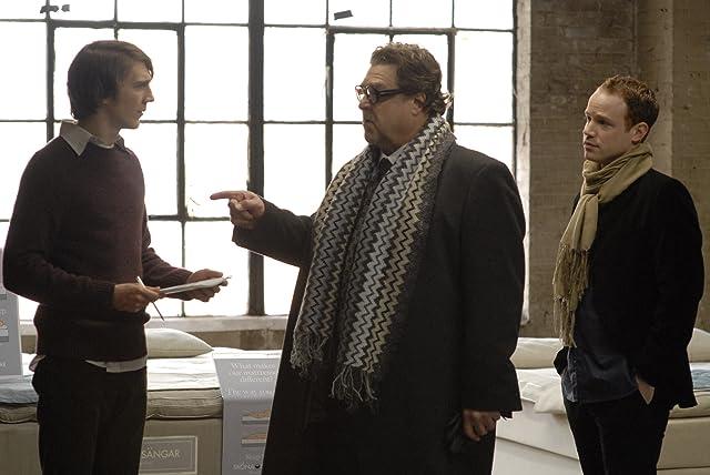 John Goodman and Paul Dano in Gigantic (2008)