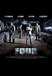 Four(2011) Poster - Movie Forum, Cast, Reviews