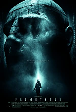 Prometheus Dublado HD 720p