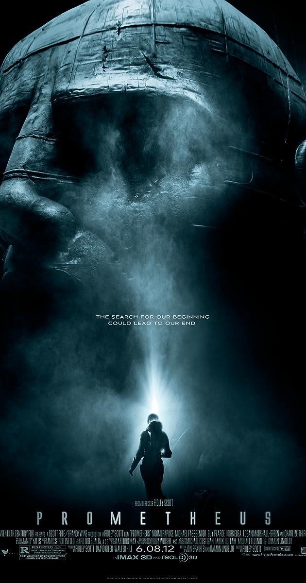 Prometheus (2012) - IMDb