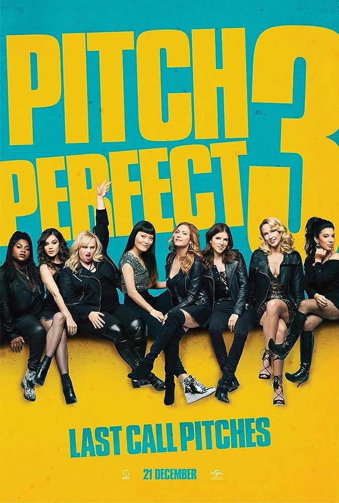 Pitch Perfect 3 BluRay