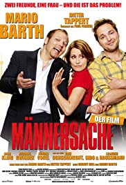 Männersache (2009) Poster - Movie Forum, Cast, Reviews
