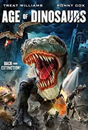 Age of Dinosaurs 2013 Hindi Dubbed 480P HDRip 250MB MKV
