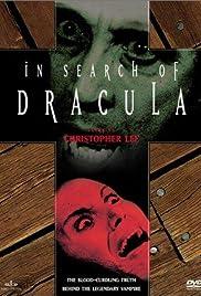 Vem var Dracula? Poster