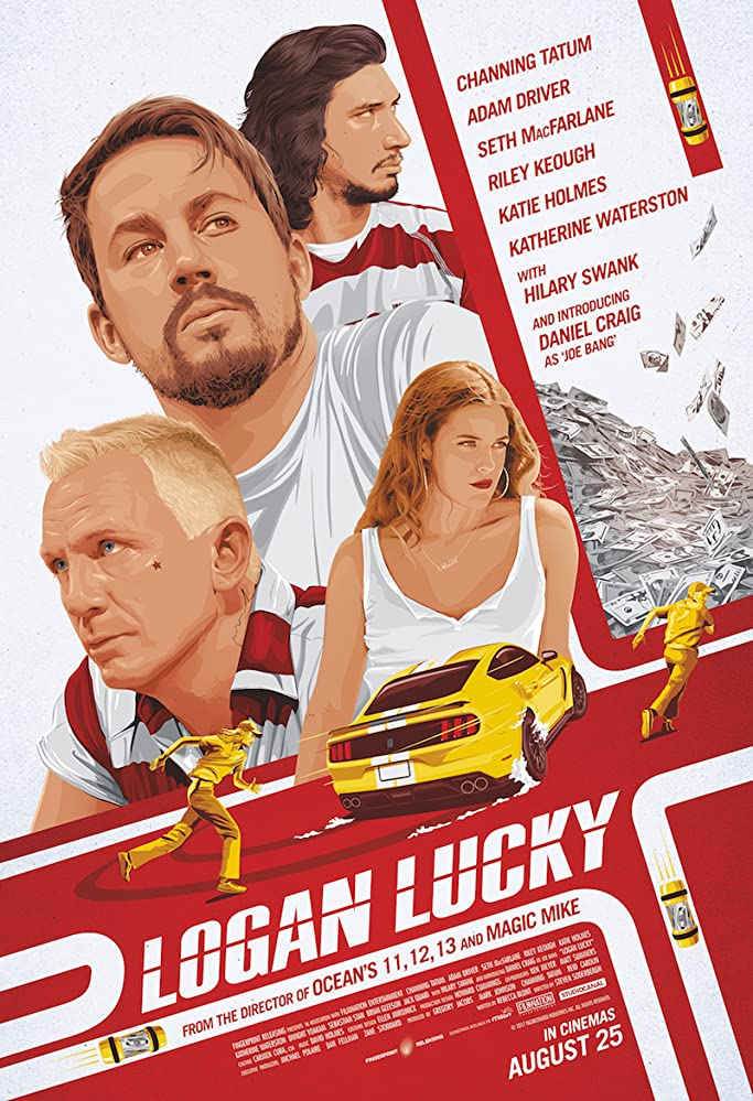 Logan Lucky: Cursa norocului (2017), filme online subtitrat în Română