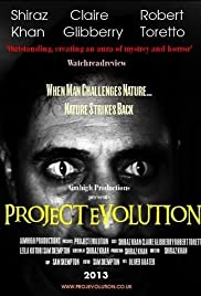 Project Evolution Poster