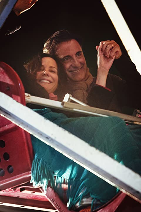 Andy Garcia and Mary-Louise Parker in Christmas in Conway (2013)