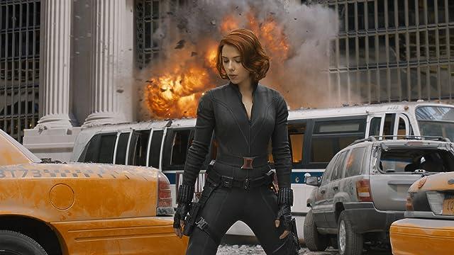 Scarlett Johansson in The Avengers (2012)