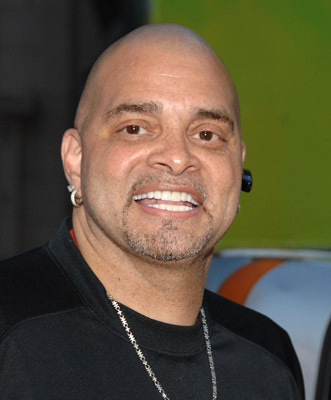 Sinbad at an event for Hancock (2008)