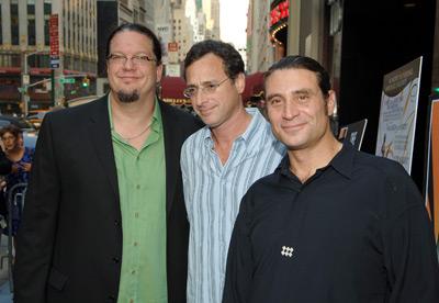 Penn Jillette, Paul Provenza, and Bob Saget at The Aristocrats (2005)
