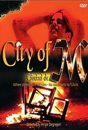Ciudad de M Poster