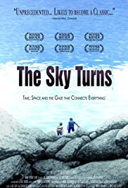 The Sky Turns Poster