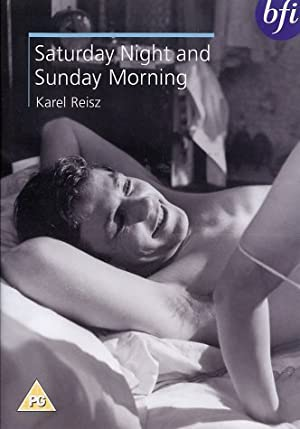Saturday Night and Sunday Morning poster