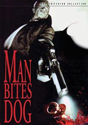 Man Bites Dog poster