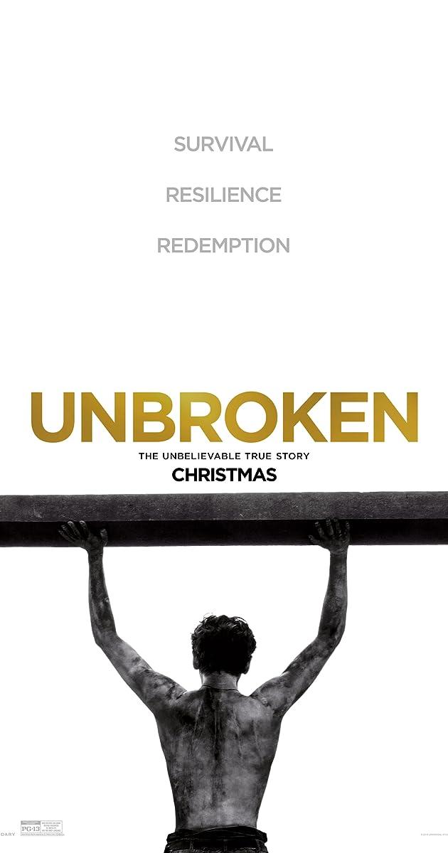 Nepalūžęs / Unbroken (2014) Online