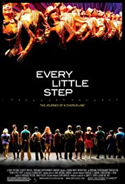 Every Little Step (2008) Poster - Movie Forum, Cast, Reviews