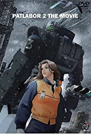Patlabor 2 The Movie Legendado
