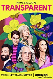 Transparent Poster - TV Show Forum, Cast, Reviews